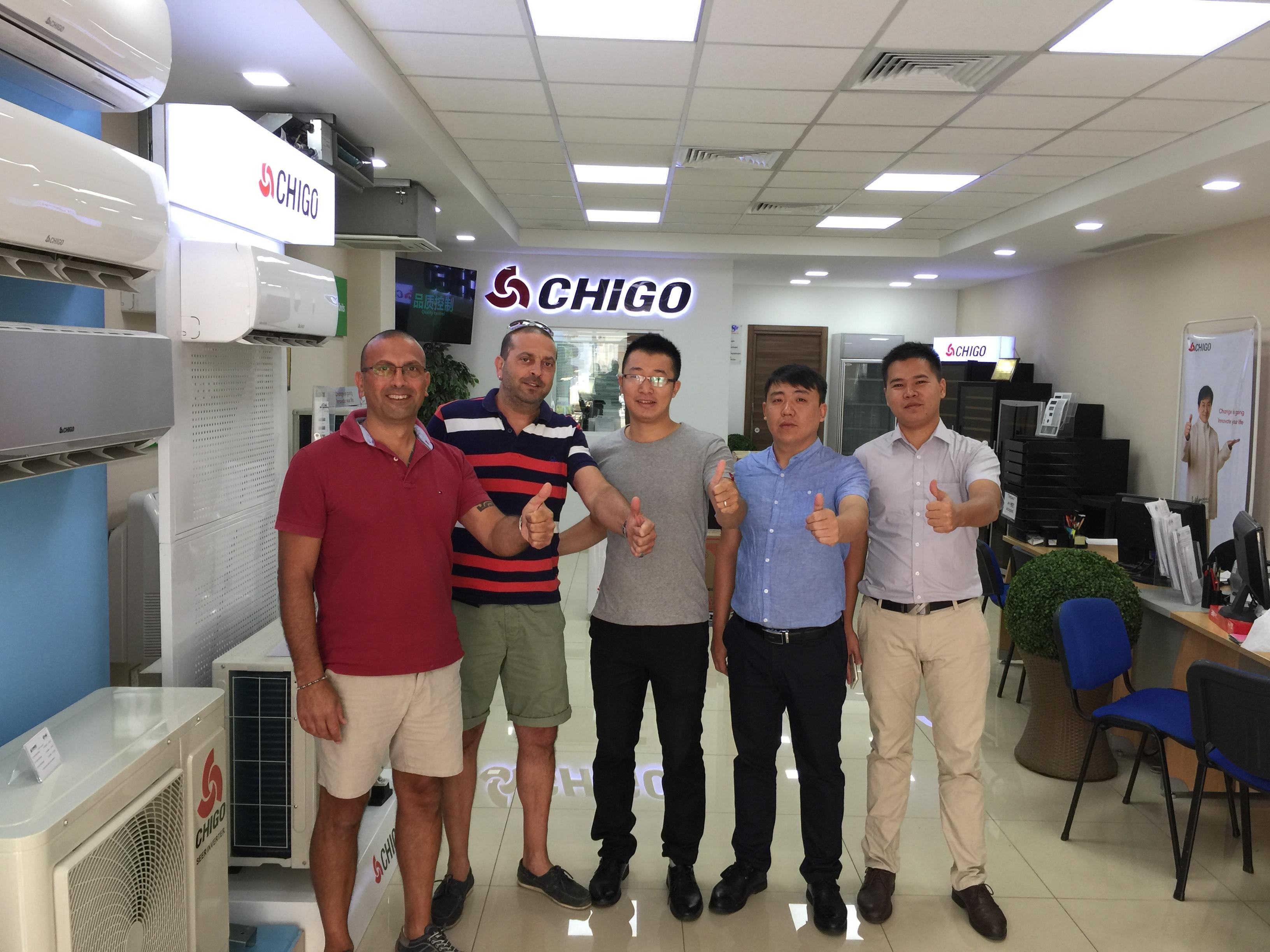 Chigo RAC Visit 2017